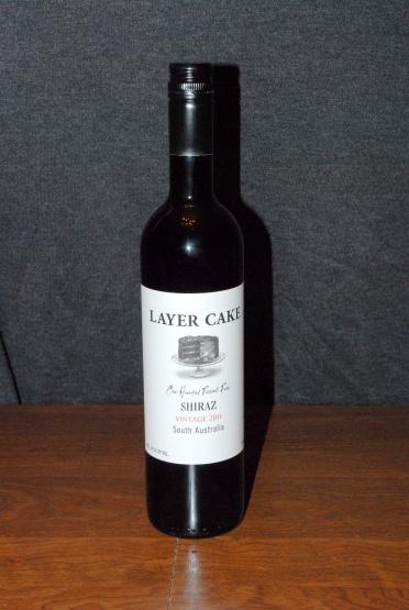 Layer Cake Shiraz - Bottle