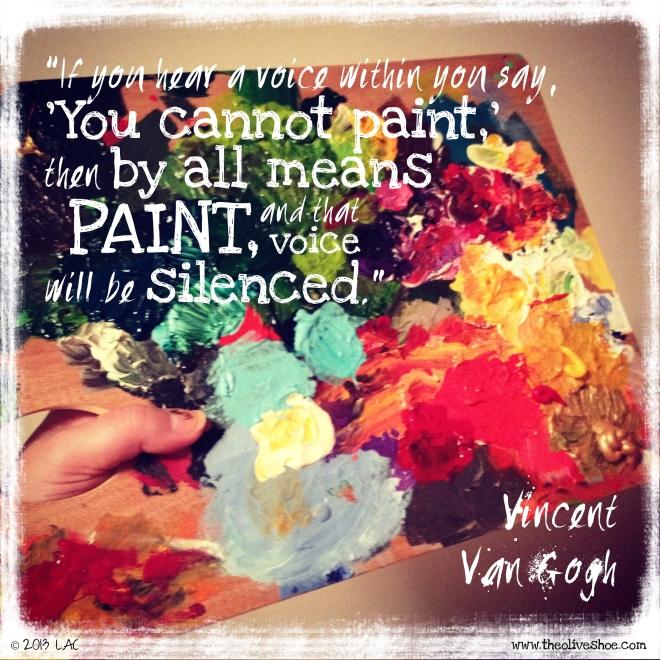 Lauren's Paint Palette