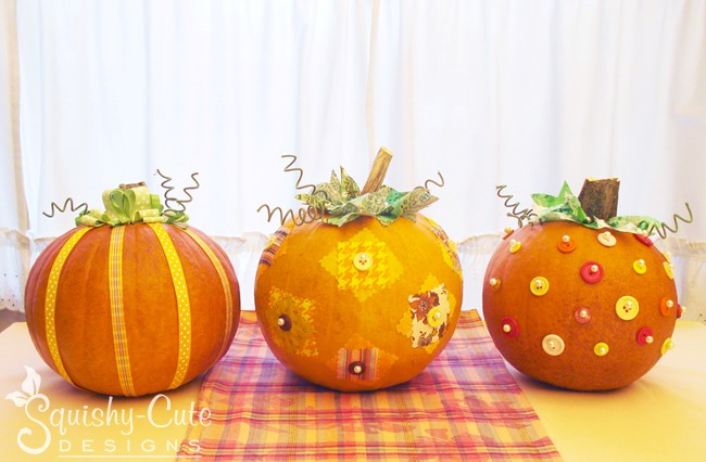 Cute Pumpkins