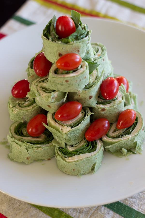 More festive appetizers 9 of them for holiday - Christmas tree shaped appetizers ...