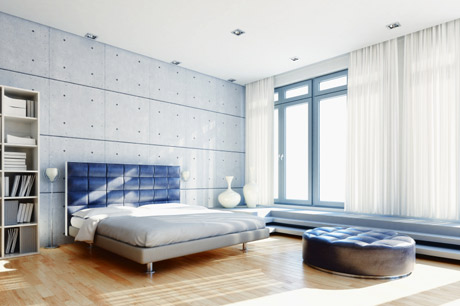 modern-bedroom-in-blue