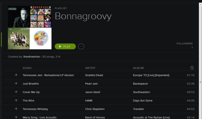 Bonnagroovy_Playlist
