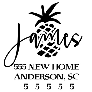 STMP003 Pineapple_Address_Stamp_Sample-01