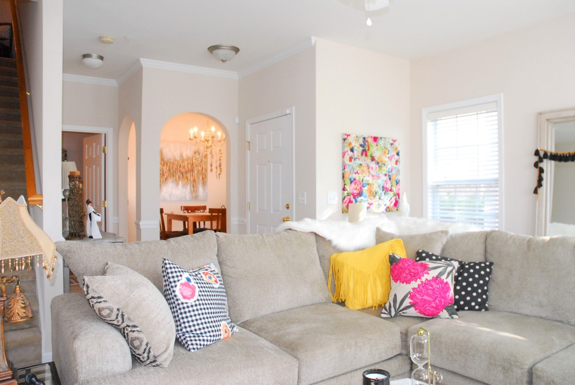 """The Creative Home   """"Bree""""zy, Bright and Beautiful   Bree Moore ..."""