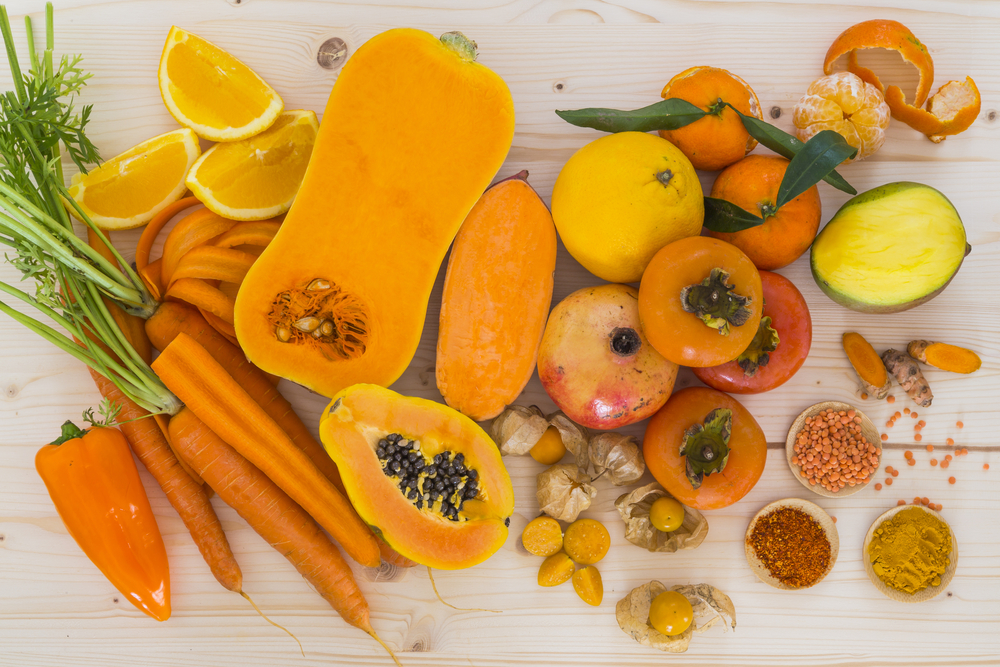 Orange You Glad for Orange Foods