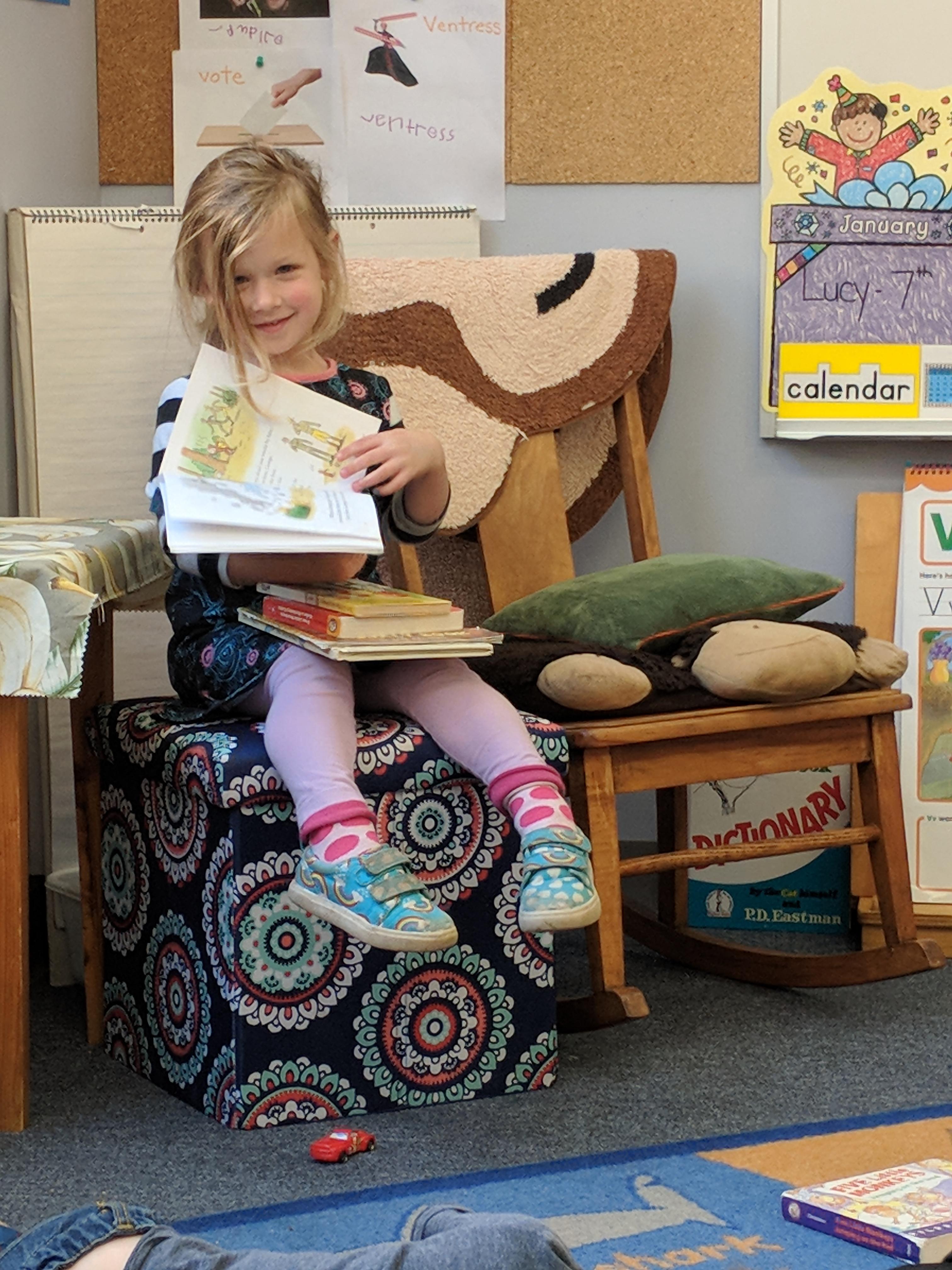Reading Week | Creative Ways to Get Children to Read