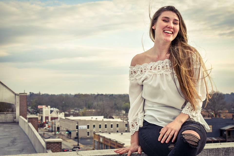 Creativity Crusader // Meet Intern Olivia