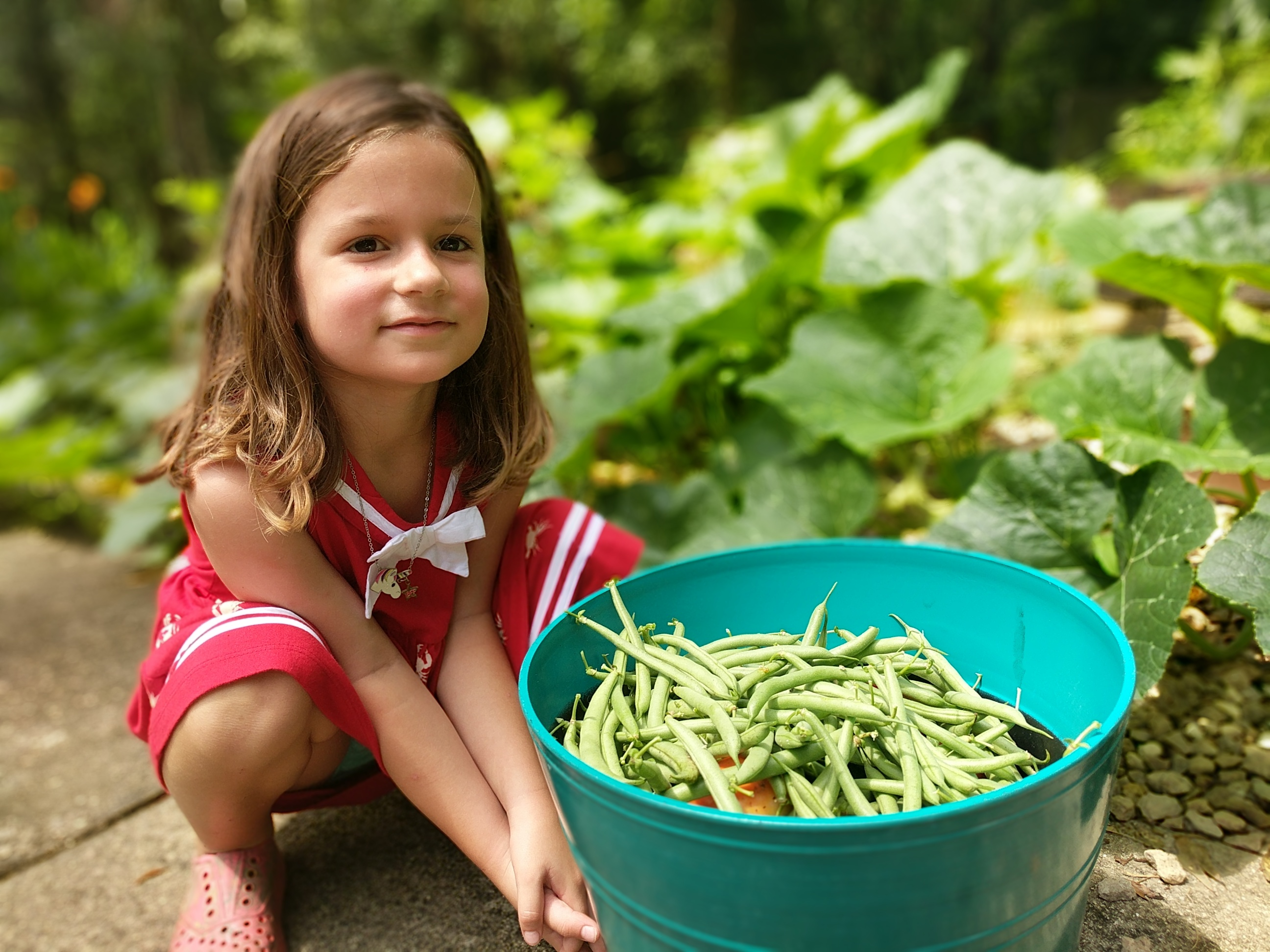 Keeping the Kin-Dears in the Garden   Children Crafts for Your Garden