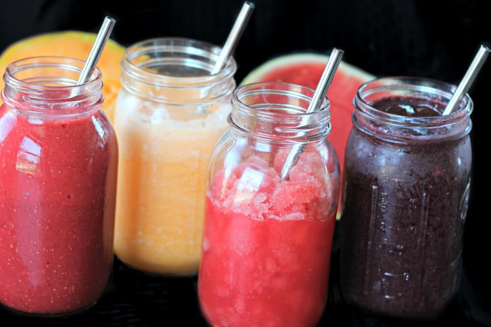 Summer Sun Calls for Frozen Cocktails