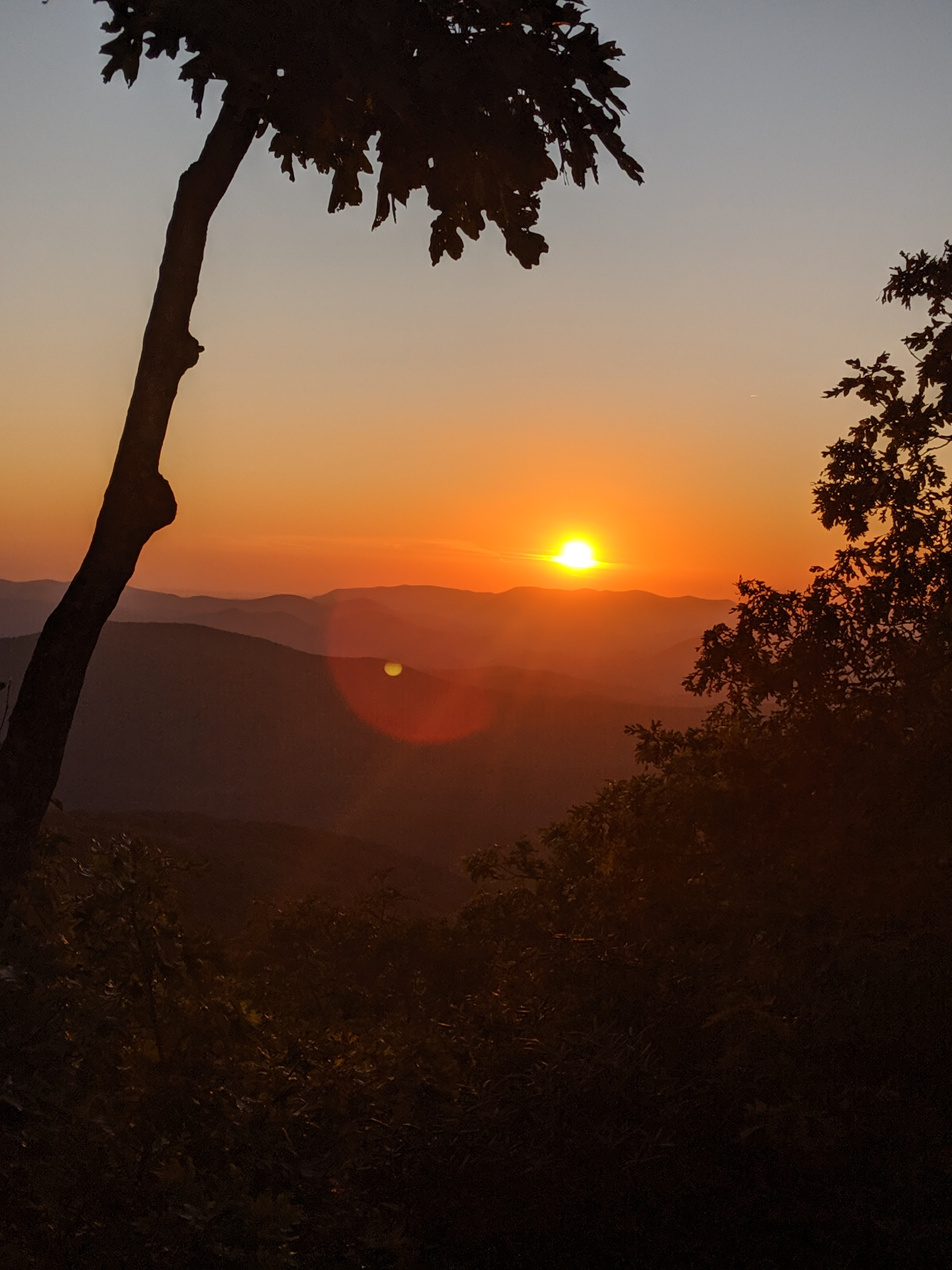 Backpacking Blood Mountain – My First Backpacking Experience