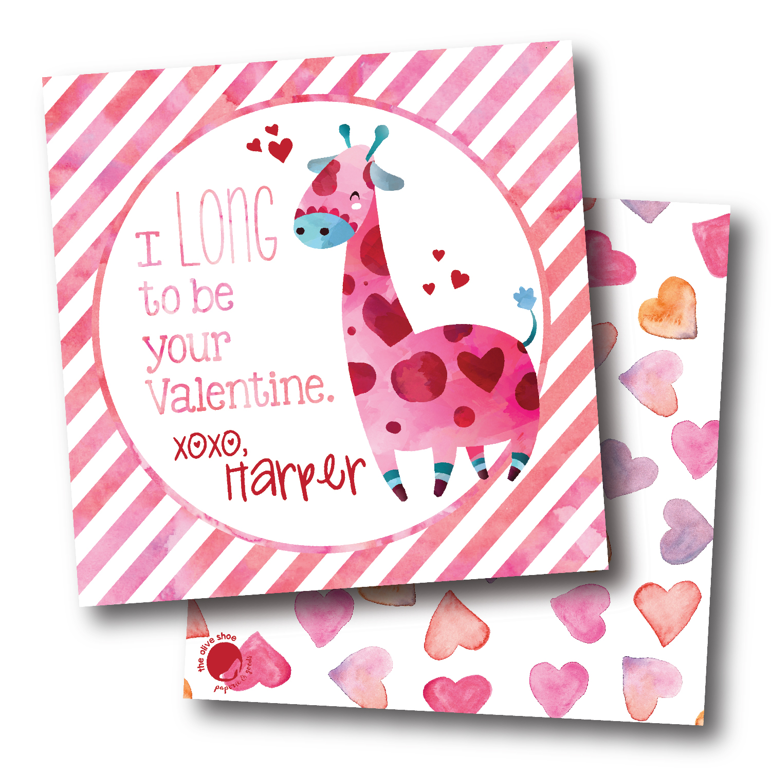 Valentines For Your Little Valentine